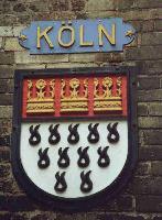 Kölner Wappen am Eigelsteintor
